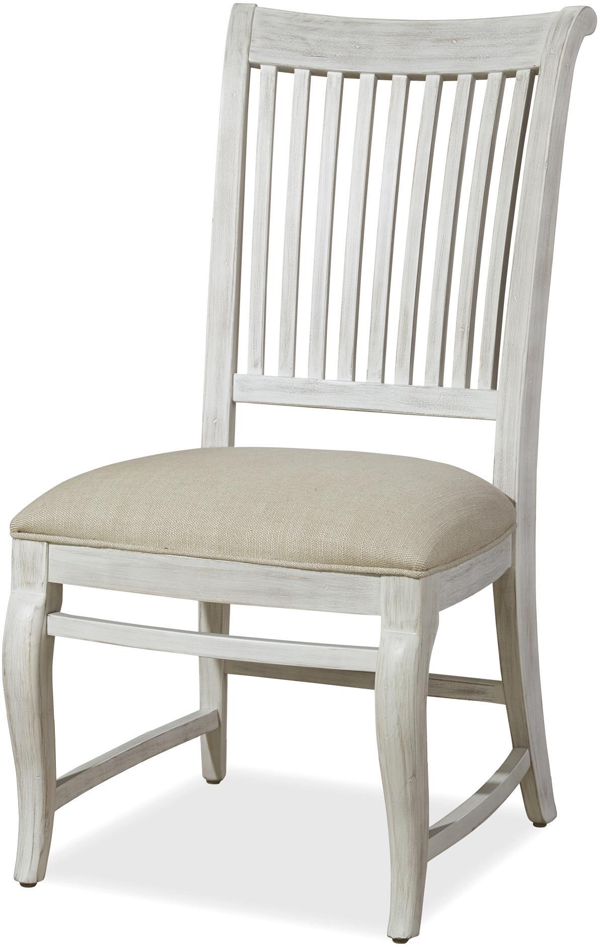 paula deen dogwood dining chairs iron throne chair backboard by universal 597634 rta side