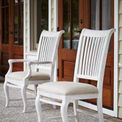 Paula Deen Dogwood Dining Chairs Rattan Wingback By Universal Side Chair With
