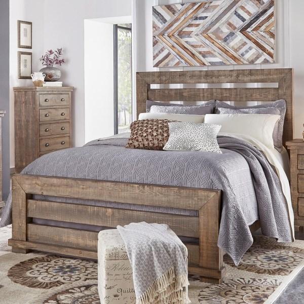 Progressive Furniture Willow Slat Bed