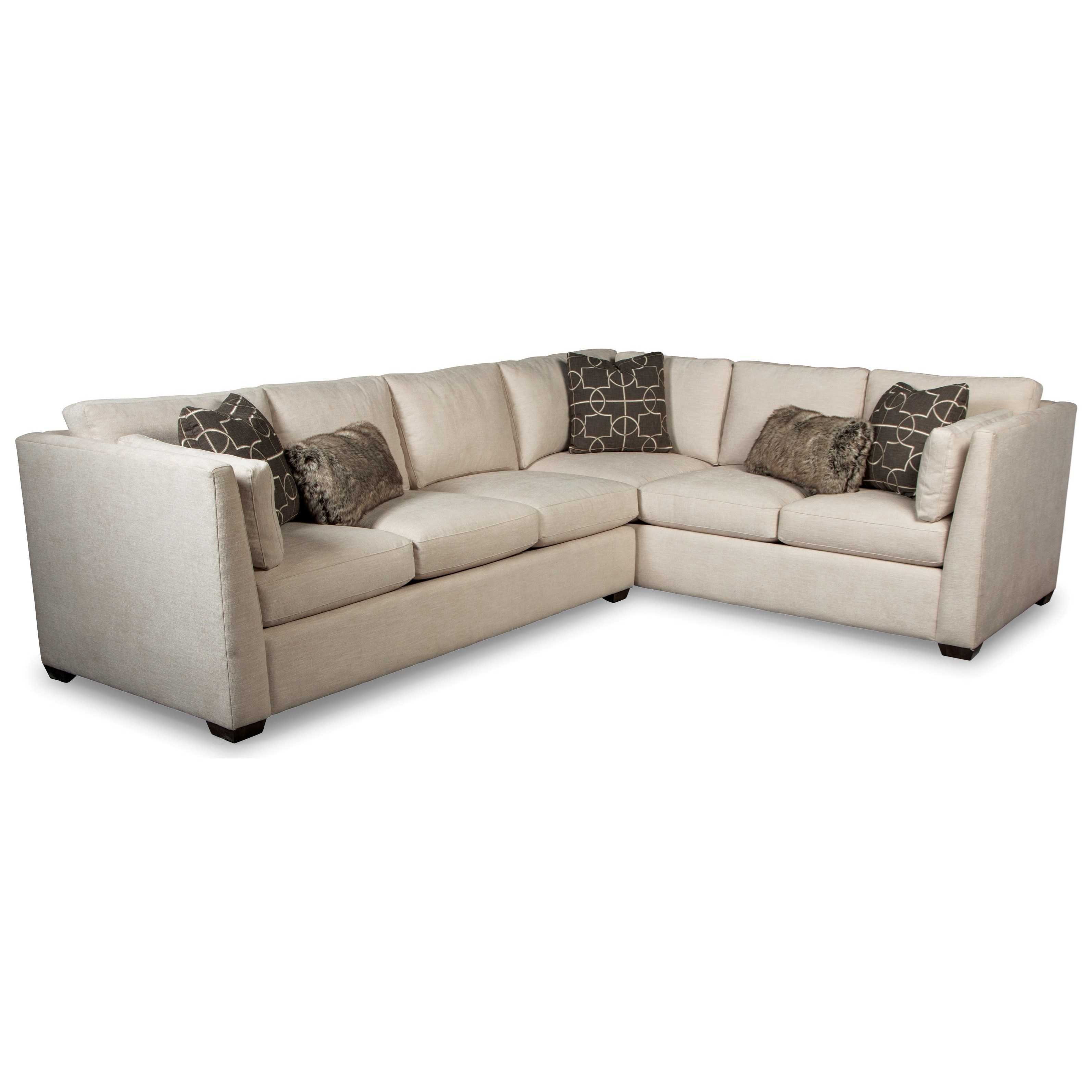 jamestown 2 piece sofa and loveseat group in gray argos ava review rachael ray home by craftmaster rr760100 contemporary two