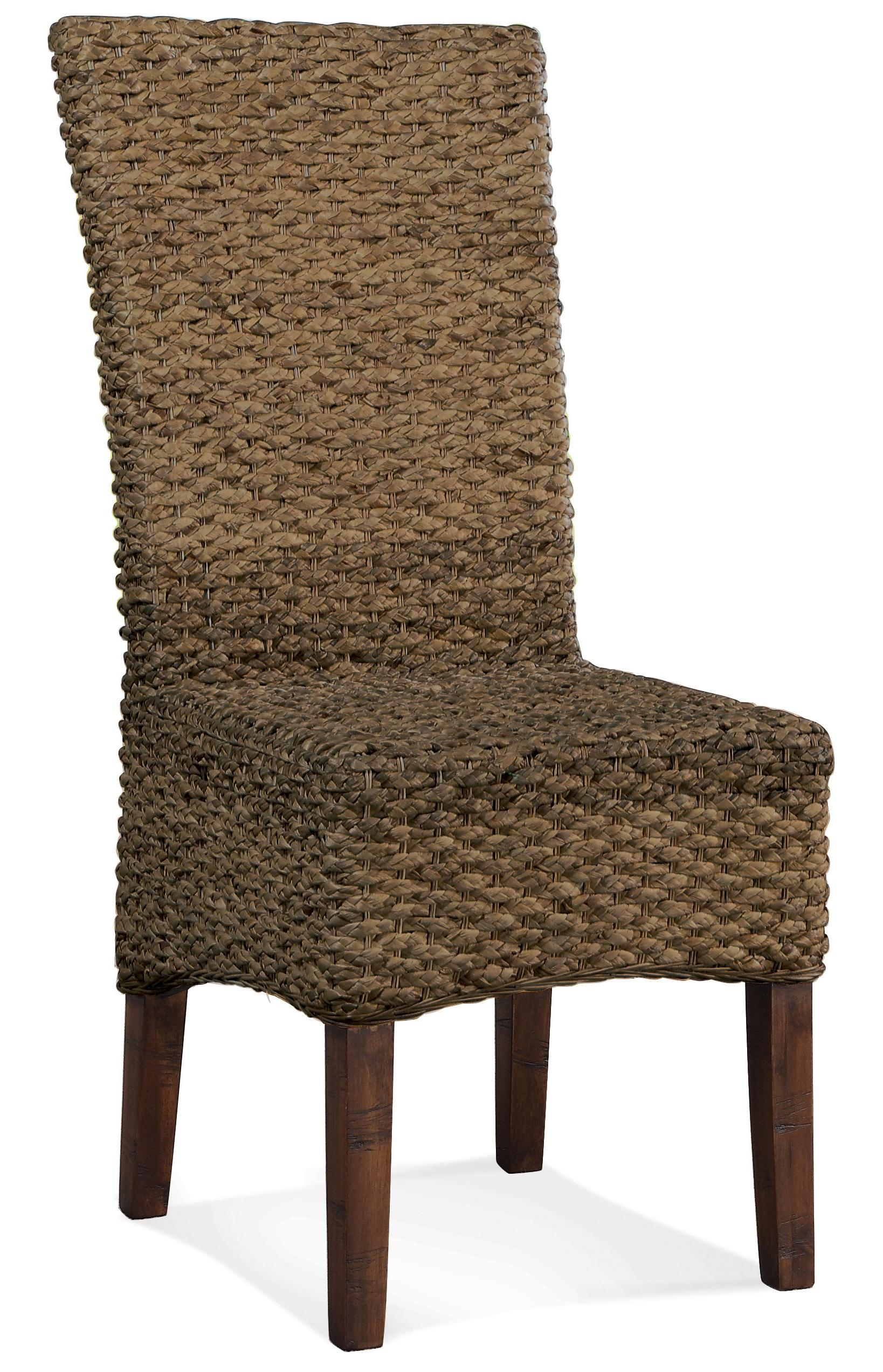 Leaf Chair Mix N Match Chairs Woven Leaf Side Chair By Riverside