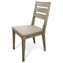 Saddle Seat Chairs Reviews Vine Chair Riverside Furniture Vogue Solid Wood Side With