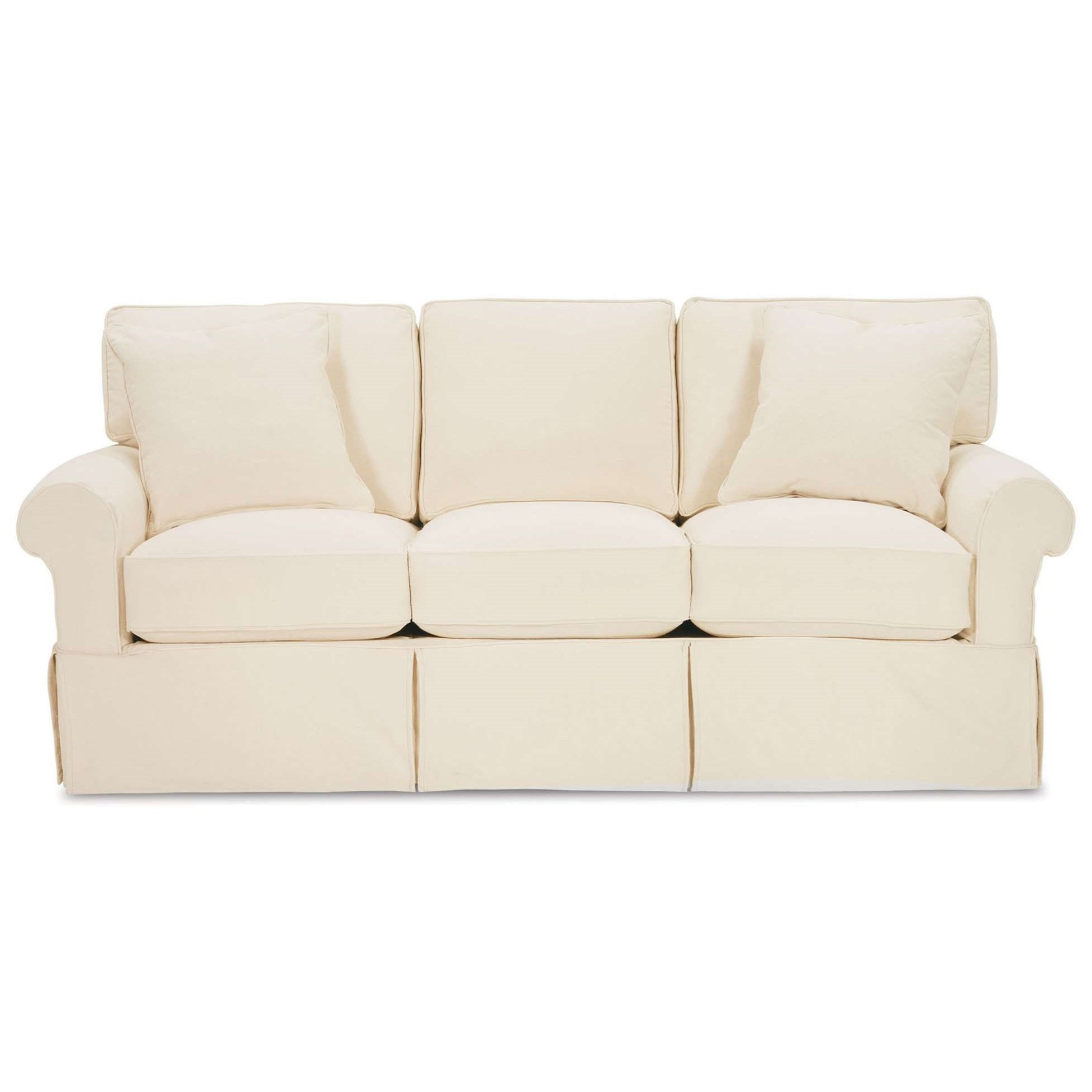 rolled arm sofa nz laguna sectional rowe nantucket casual with arms belfort