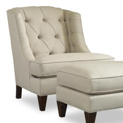 Sam S Club Upholstered Chairs Chair Covers Rental Orlando Moore Arden Transitional Wing With Button