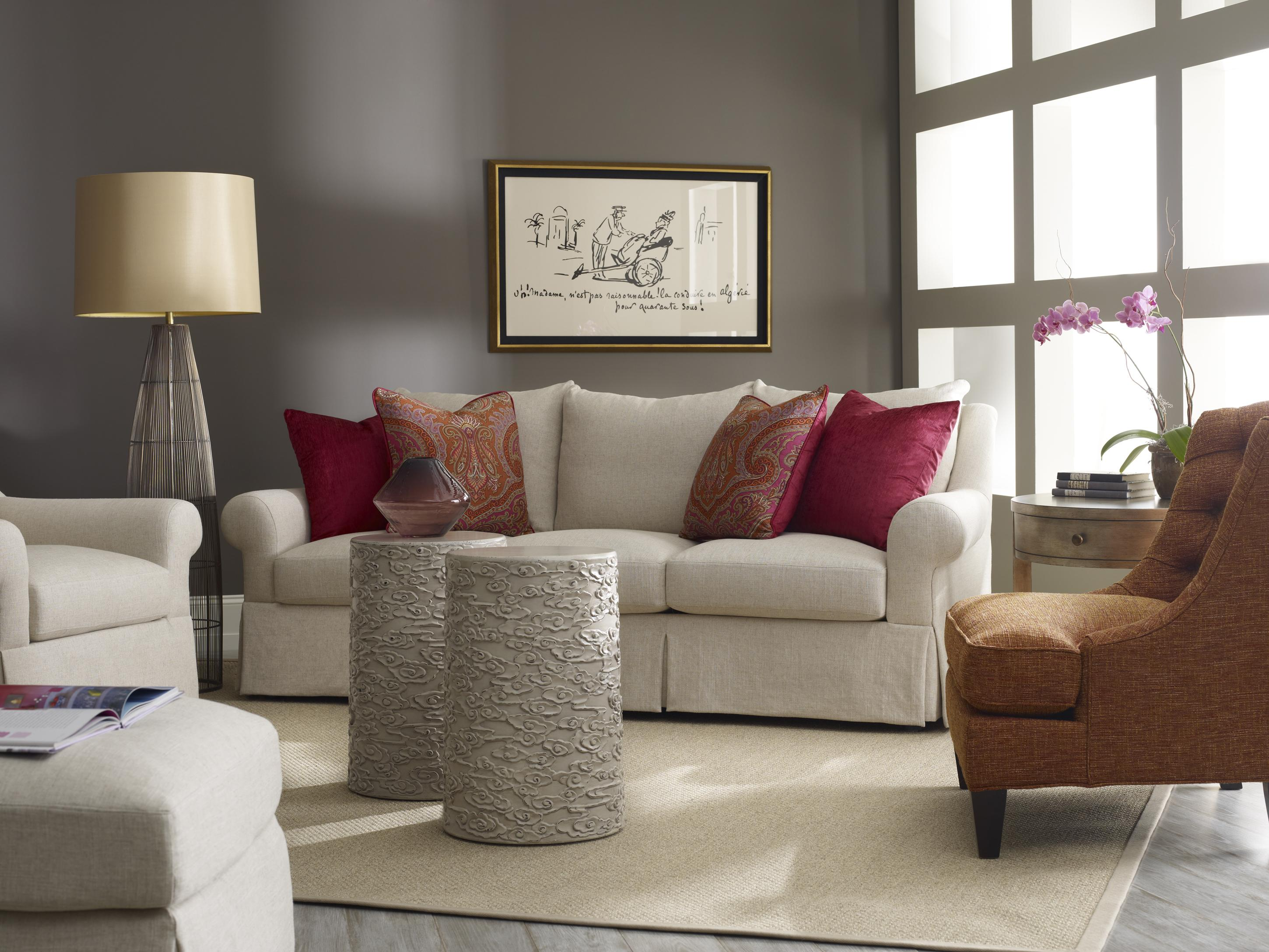 sam moore carson sofa stanton leather reviews traditional skirted three over