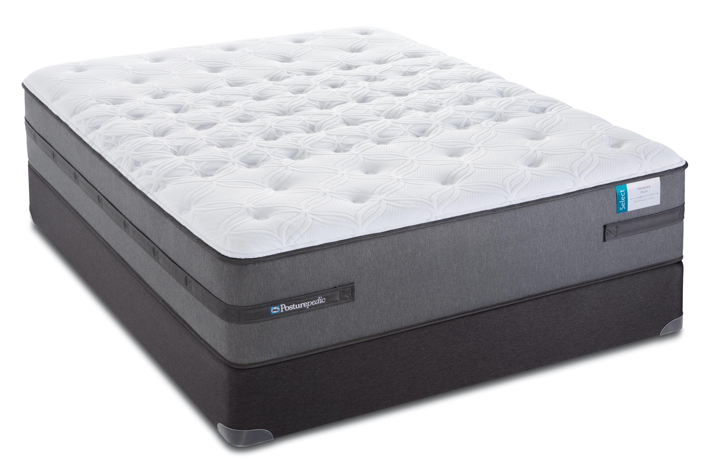 Sealy Posturepedic Chair Sealy Posturepedic Select Q2 King Cushion Firm Mattress