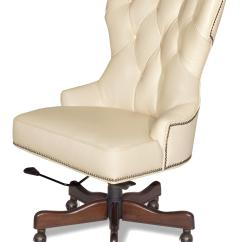 Hooker Leather Chair Best Eating Chairs For Toddlers Furniture Executive Seating Swivel Tilt