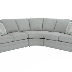 Customize Your Sectional Sofa New Sale Sherrill Design Own 96 Tbu 3 Pc Baer