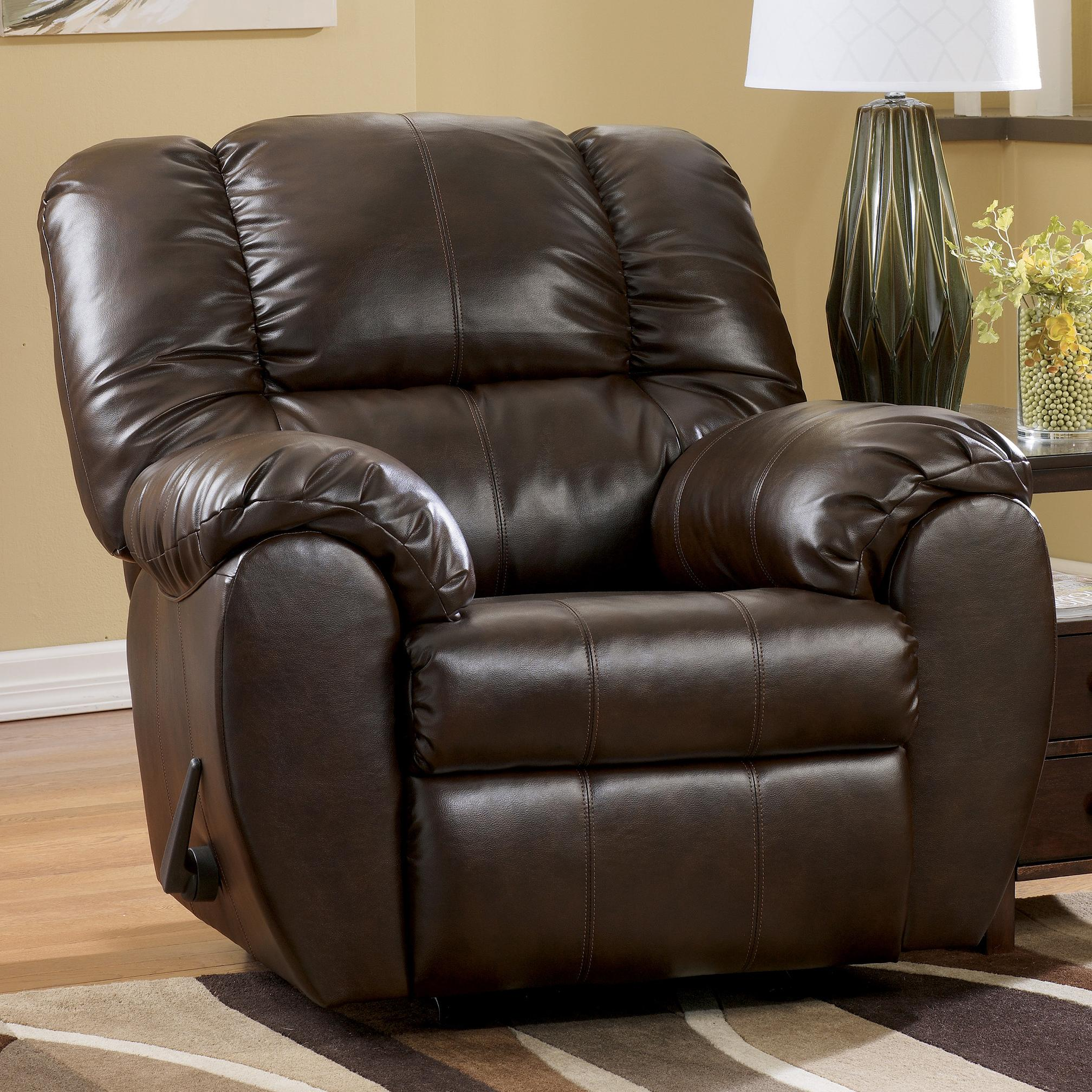 ashley sofa recliners average length of a bed signature design dylan durablend espresso