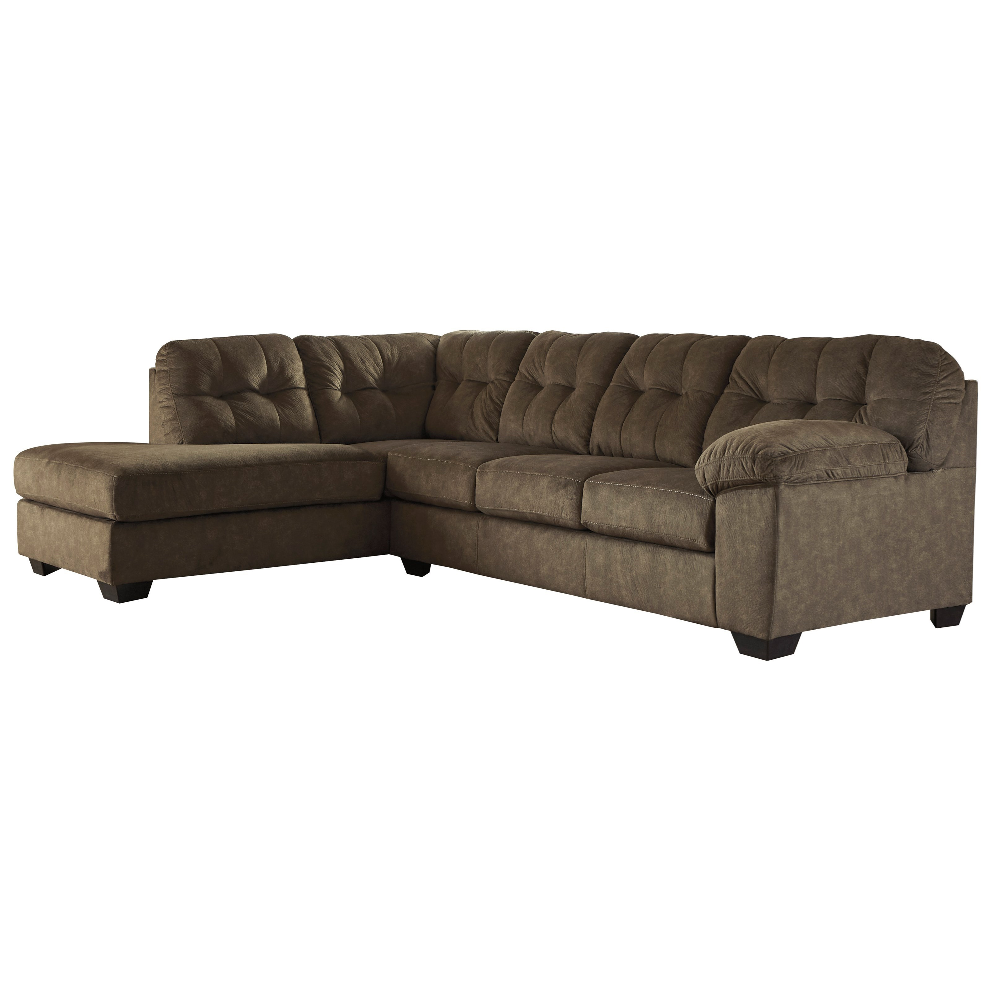 queen sofa chaise sleeper t vs box signature design by ashley accrington sectional with left
