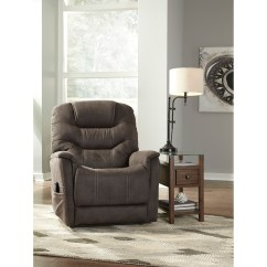 Ashley Furniture Lift Chair Fishing Harness Signature Design By Ballister 2160412 Power