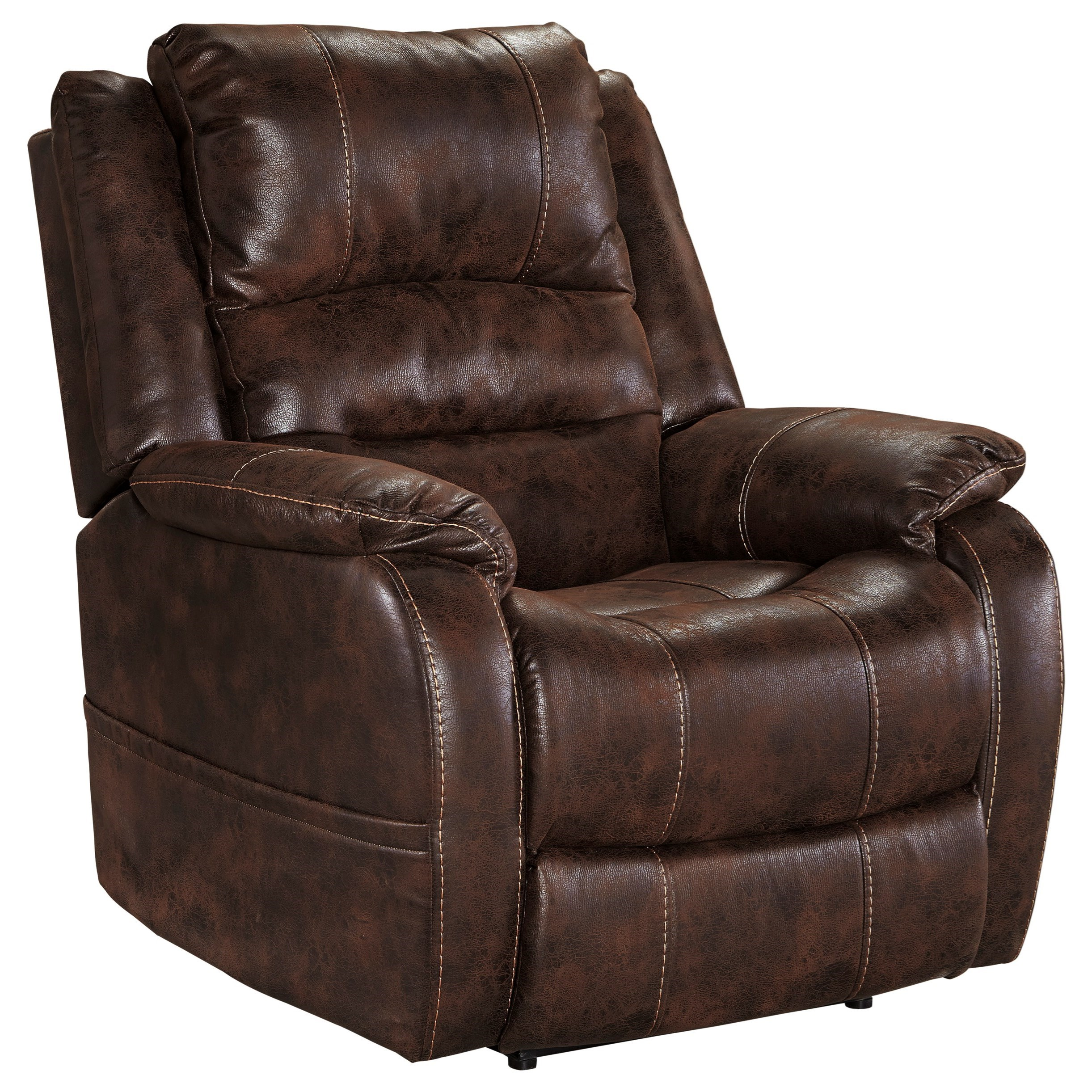 Ashley Recliner Chair Signature Design By Ashley Barling 6880213 Faux Leather