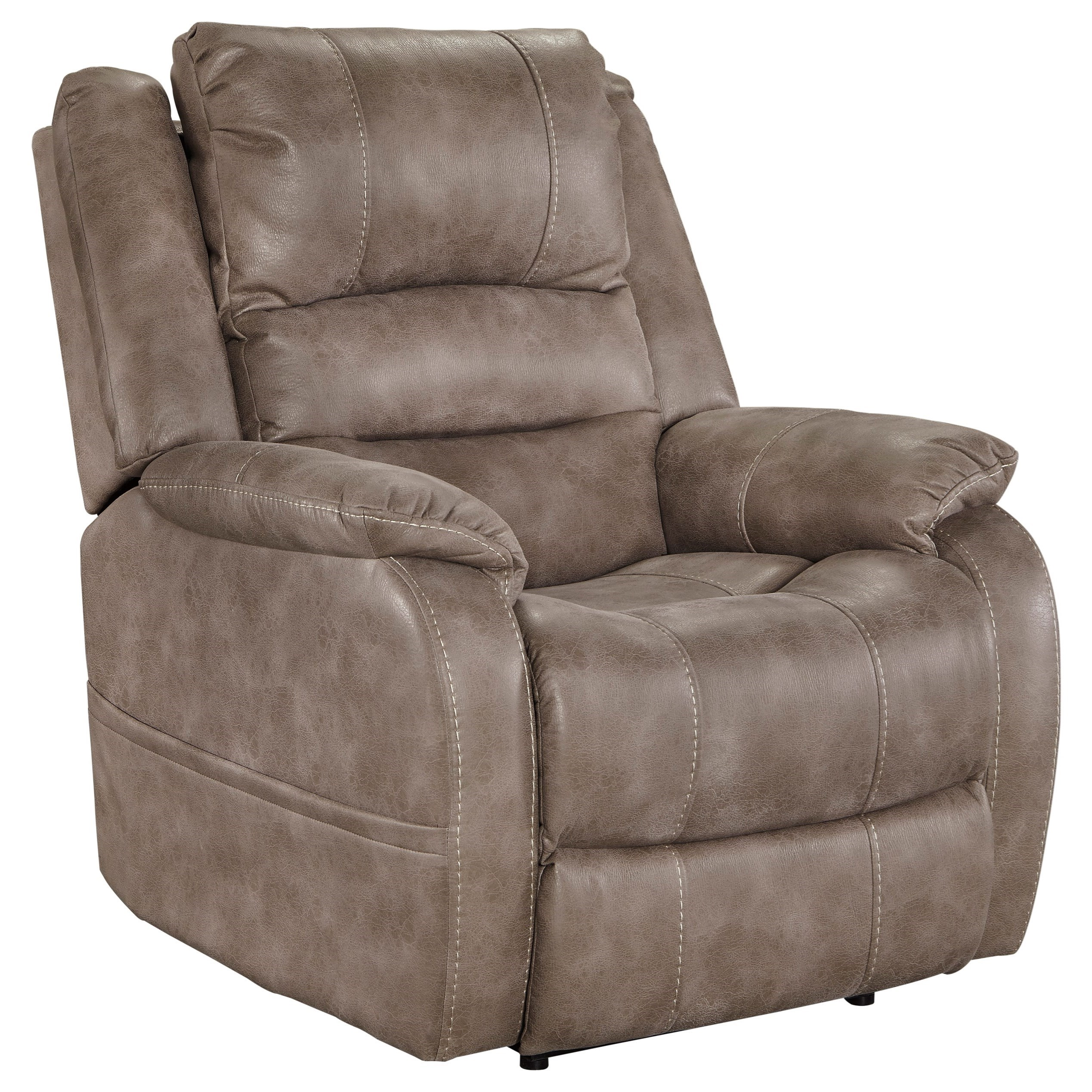 Ashley Recliner Chair Signature Design By Ashley Barling 6880313 Faux Leather