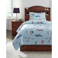 Signature Design by Ashley Bedding Sets Q320001T Twin ...