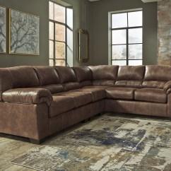 Sofa Deals Nj Billige Sofaer Chaiselong Signature Design By Ashley Bladen 3 Piece Faux Leather