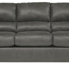 Sofa Deals Nj Charcoal Velvet Tufted Signature Design By Ashley Bladen Casual Faux Leather
