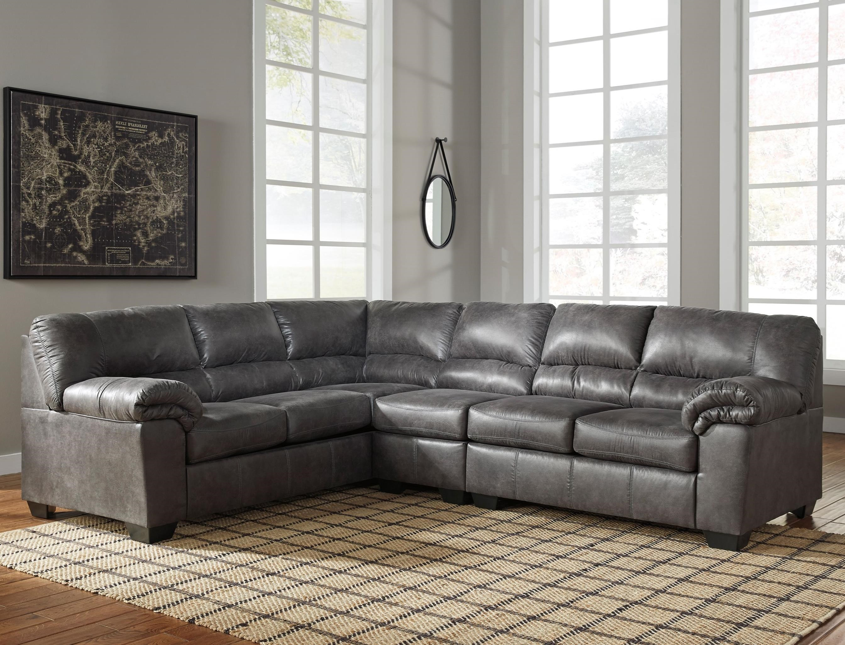 liberty 2 piece sofa and motion loveseat group in grey smith brothers leather ashley signature design bladen 3 faux