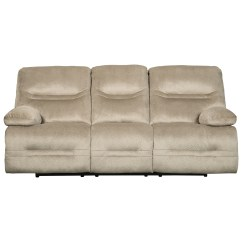 Modern Power Reclining Sofa Sleeper For Camping Signature Design By Ashley Brayburn 7770287 Contemporary
