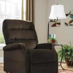 Ashley Furniture Lift Chair Big Fold Up Signature Design By Brenyth 7460212 Power