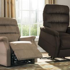 Ashley Furniture Lift Chair Lounge Recliner Signature Design By Brenyth 7460212 Power