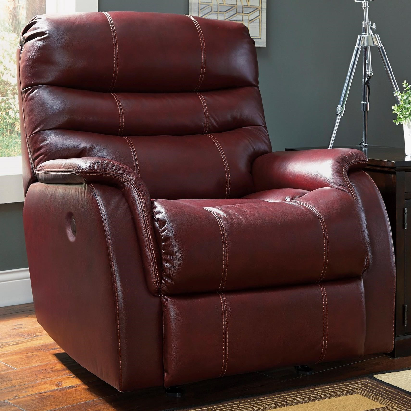 Ashley Recliner Chair Ashley Signature Design Bridger 3930198 Contemporary