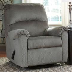 Swivel Chair Nebraska Furniture Mart Reclining Deck Asda Ashley Signature Design Bronwyn 2600261 Glider