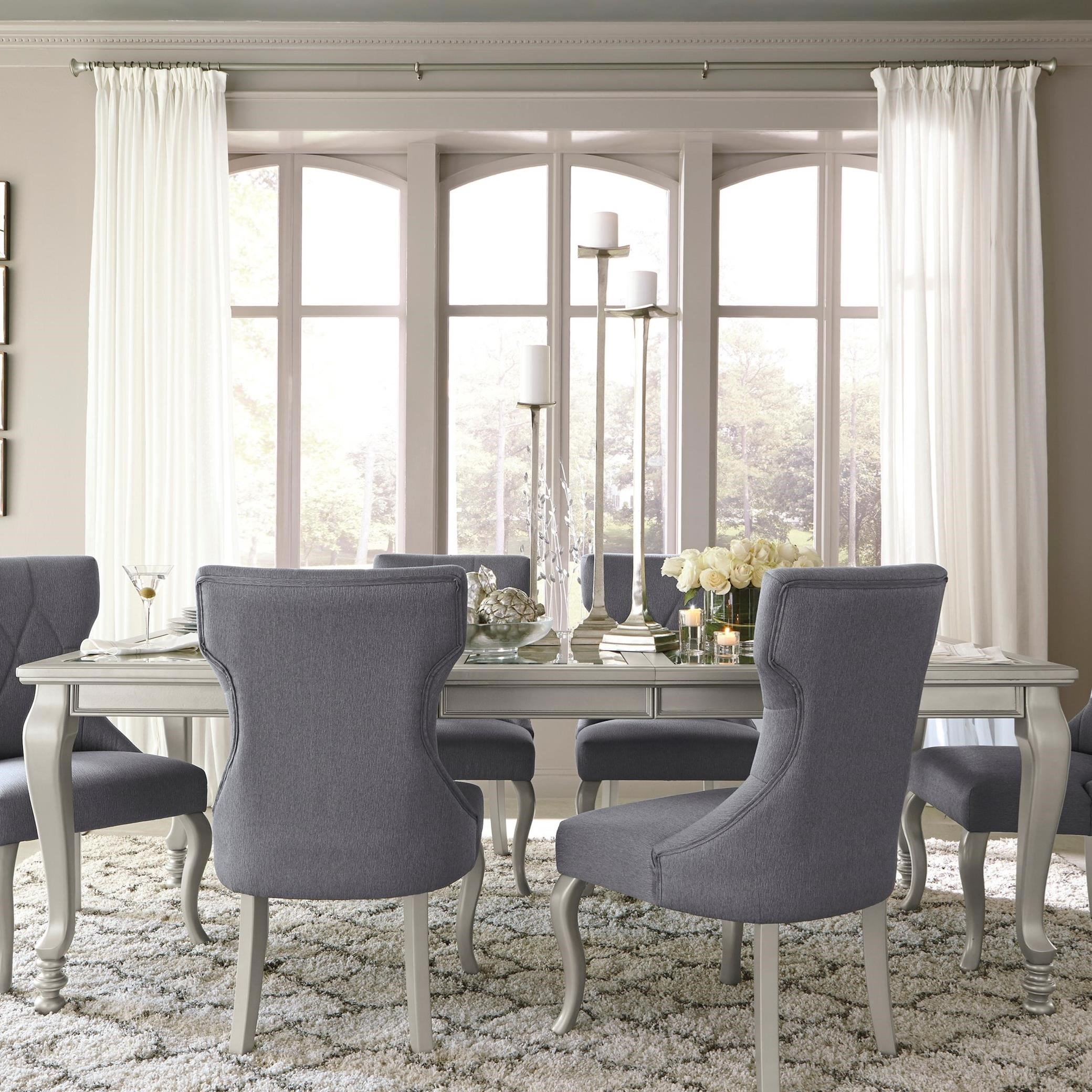 Ashley Dining Room Chairs Ashley Signature Design Coralayne 5 Piece Rectangular