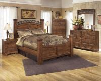 Signature Design by Ashley Timberline B258 Q Bedroom Group ...