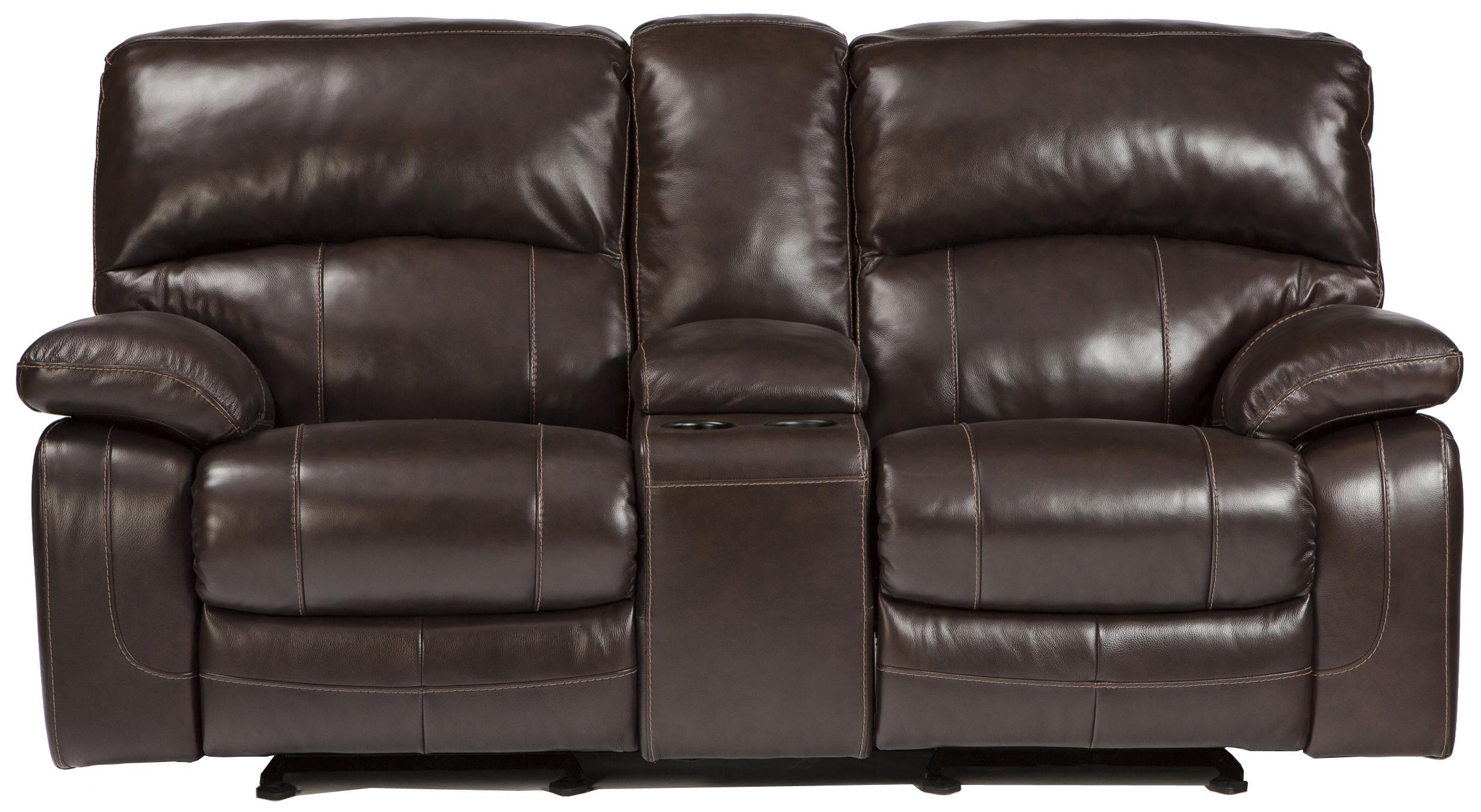 marlow reclining sofa loveseat and chair set covers uk signature design by ashley damacio dark brown leather