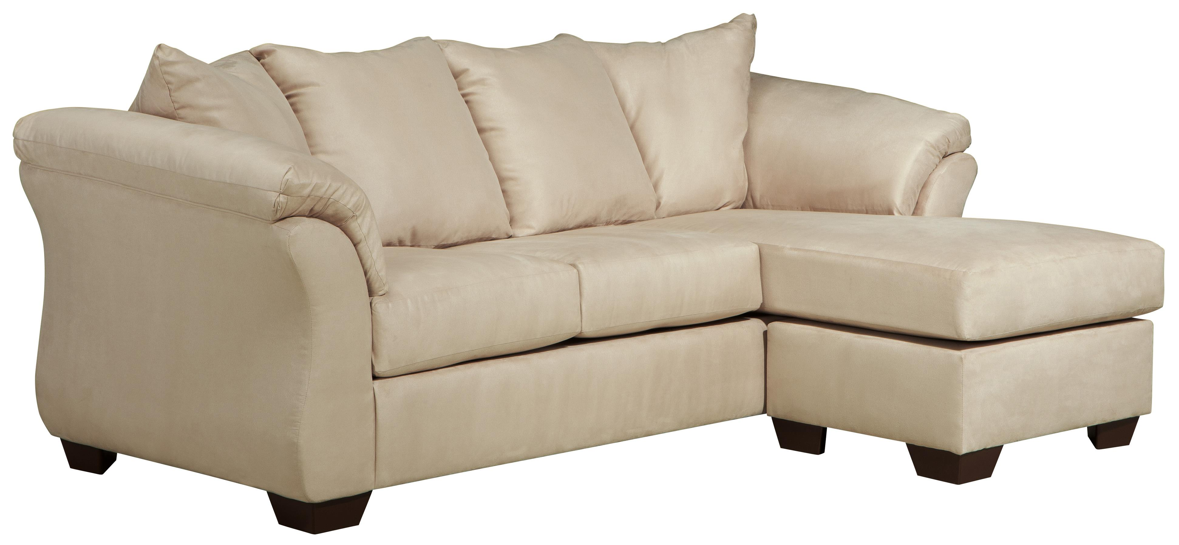 darcy sofa chaise ashley furniture contemporary sofas signature design stone 7500018