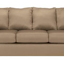 Ashley Darcy Sleeper Sofa Review Best For Small Apartment Signature Design By Mocha 7500238