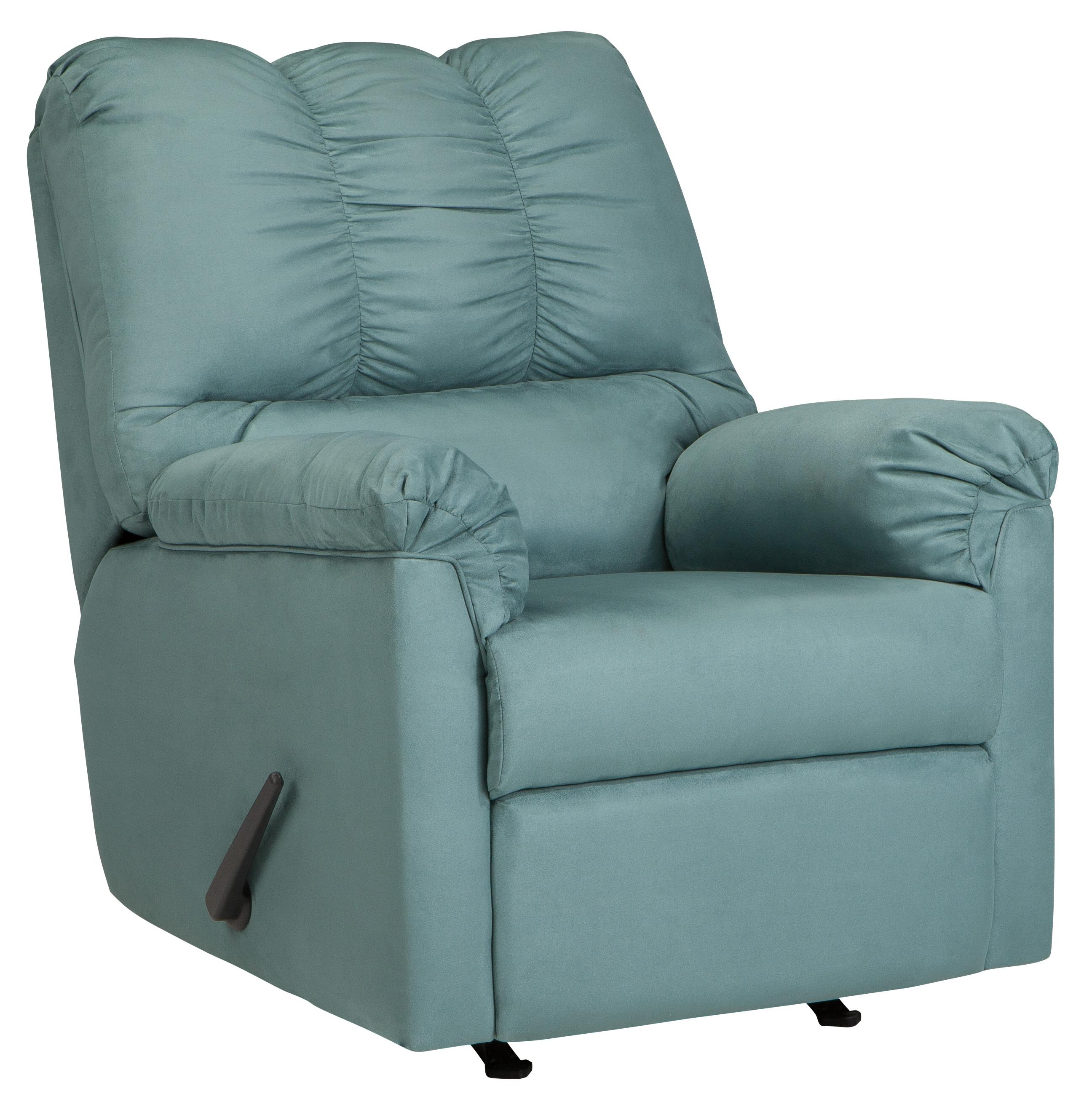 Ashley Recliner Chair Ashley Signature Design Darcy Sky 7500625 Rocker