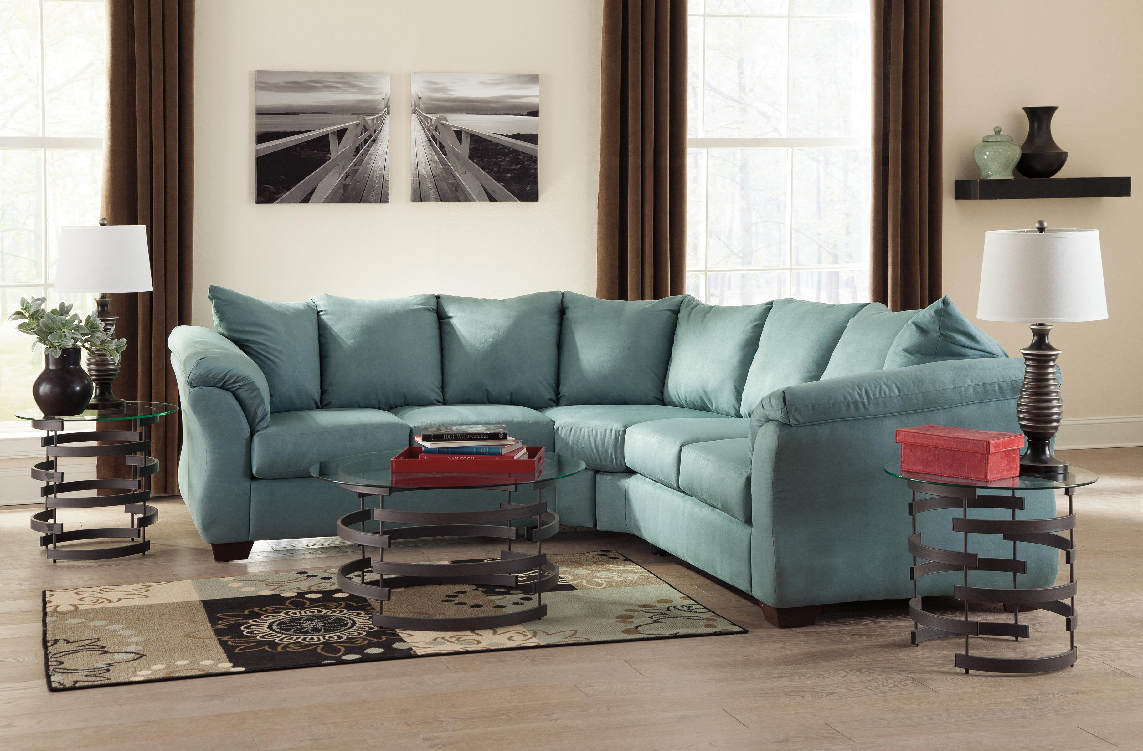 ashley darcy sofa wooden set below 10000 signature design by sky contemporary