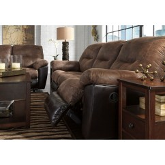 Alicia Two Tone Modern Sofa And Loveseat Set Black Corner Beds Signature Design By Ashley Follett 6520288 Faux