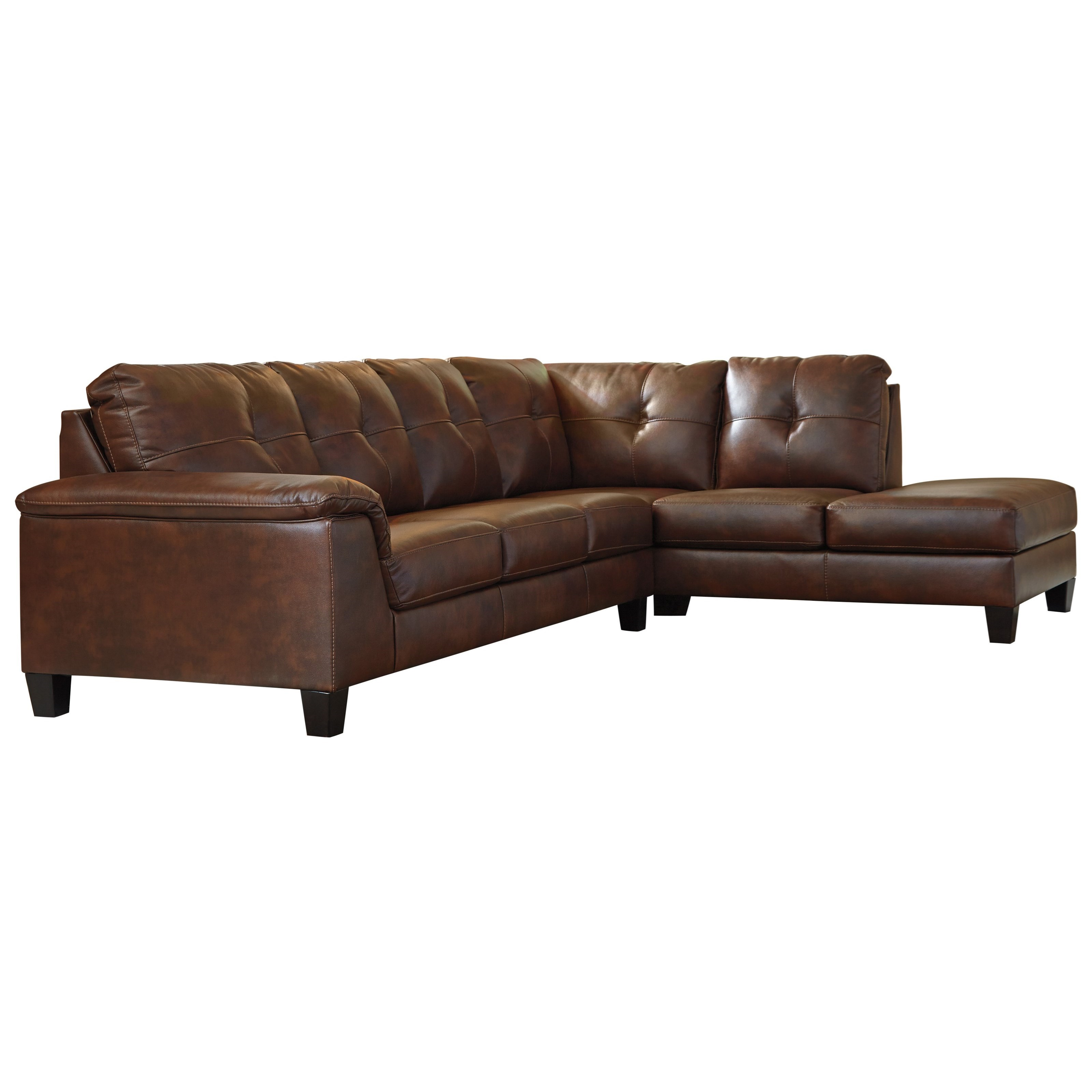 chaise sofas perth warehouse direct bayswater danish modern convertible sofa signature design by ashley goldstone 2 piece sectional