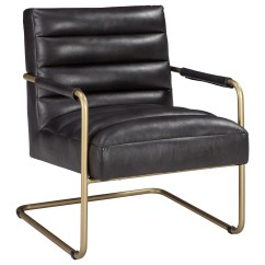 Gold Metal Accent Chair Adirondack Chairs Wood Signature Design By Ashley Hackley Finish Arm