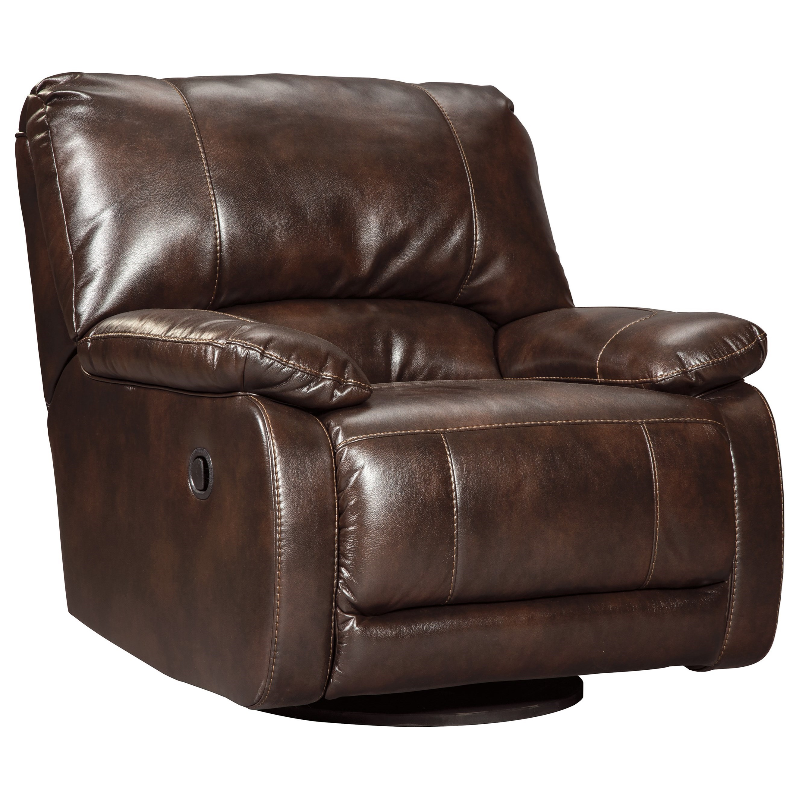 swivel chair nebraska furniture mart hanging geelong ashley signature design hallettsville 3530061 casual