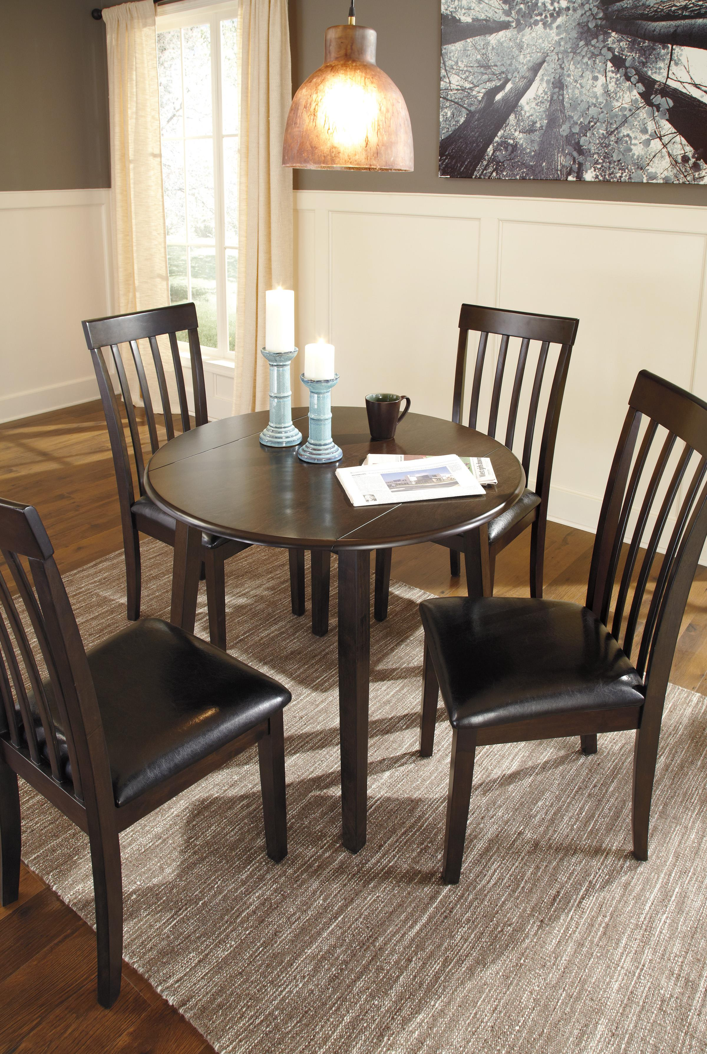 Ashley Dining Room Chairs Signature Design By Ashley Hammis Round Dining Room Drop