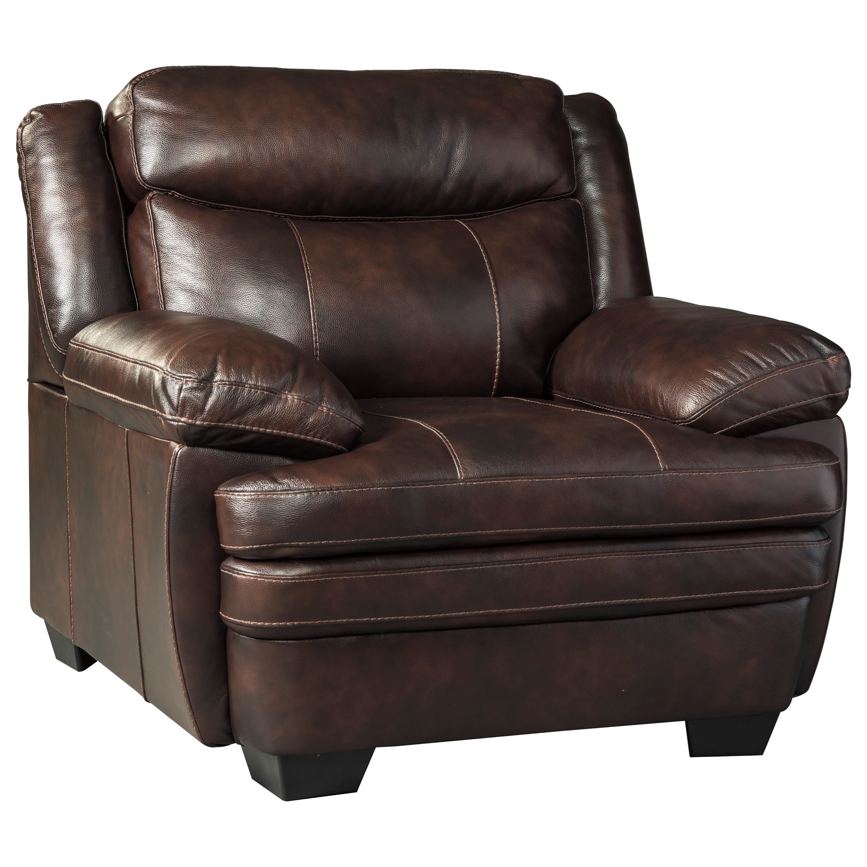 Ashley Furniture Leather Chair Ashley Signature Design Hannalore 1530420 Contemporary