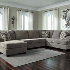 Liberty 2 Piece Sofa And Motion Loveseat Group In Grey Leather Yellow Ashley Signature Design Jinllingsly Contemporary 3