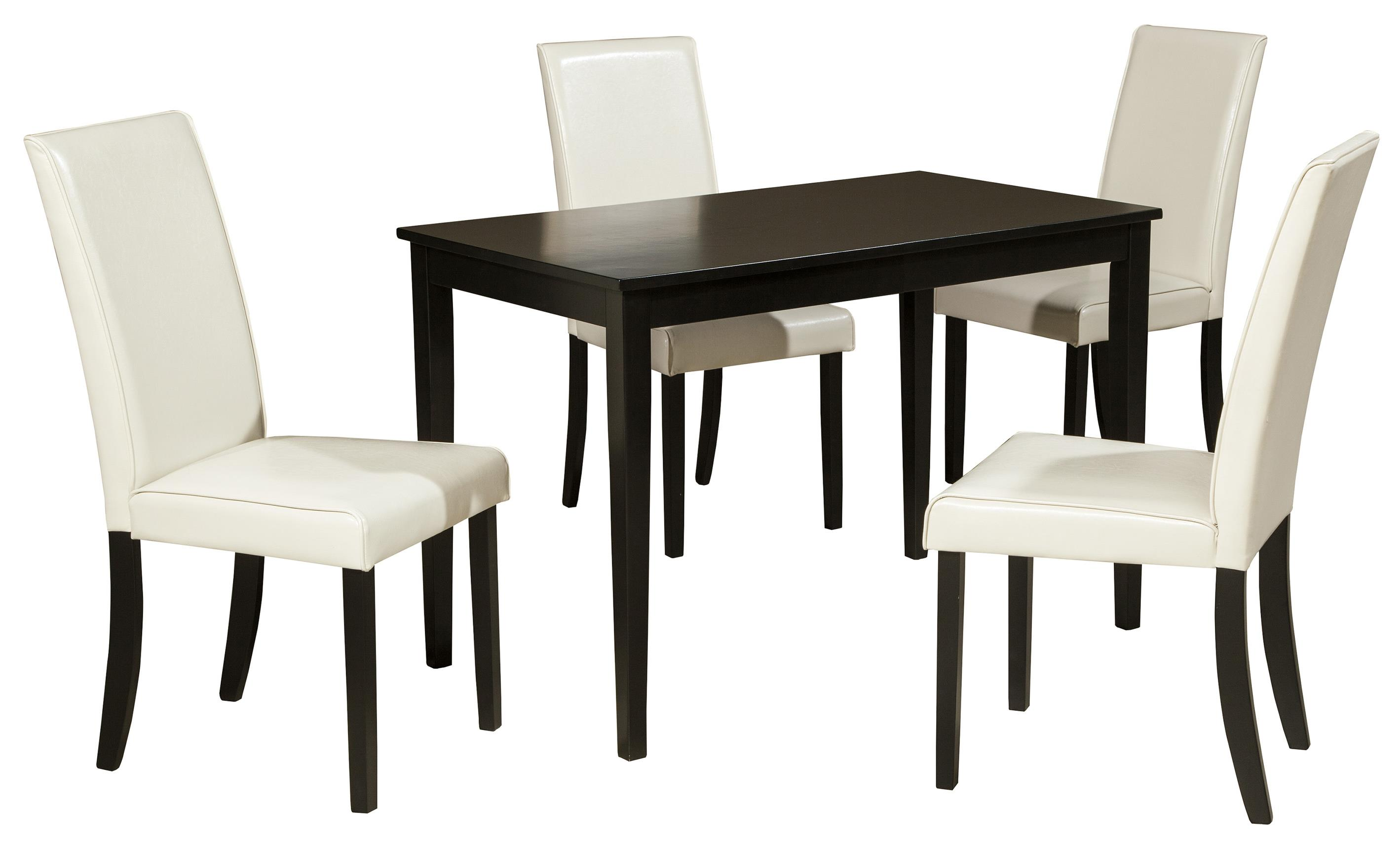 Ashley Dining Room Chairs Signature Design By Ashley Kimonte D250 01 Dining