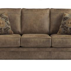 Sofa Ashley Barcelona 2 Cuerpos Seat Bed Sale Signature Design Larkinhurst Earth 3190138