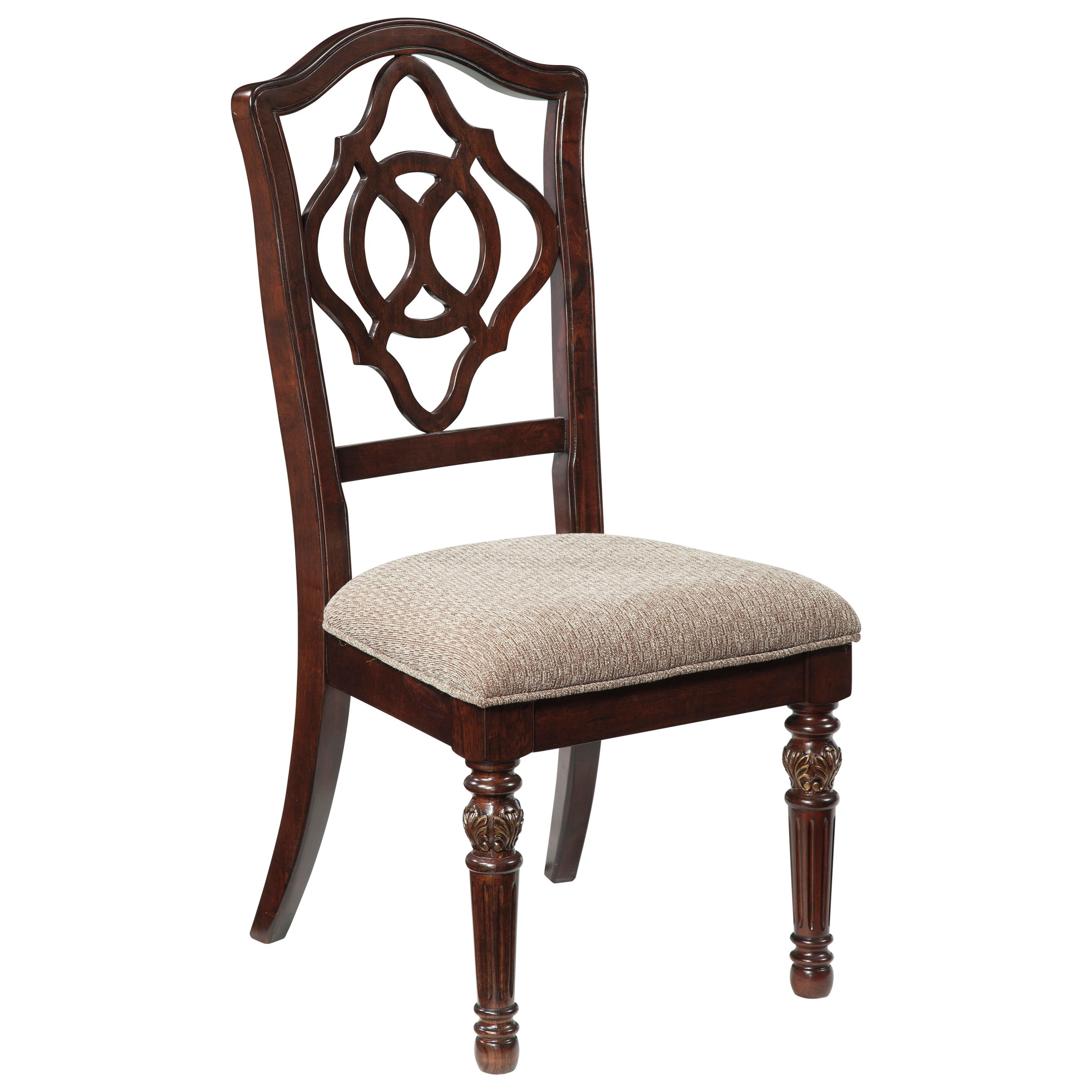 Traditional Dining Room Chairs Signature Design By Ashley Leahlyn D626 01 Traditional