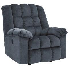 Blue Recliner Chair Rocker Covers Ashley Signature Design Ludden 8110598 Power