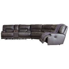 Ashley Furniture Leather Sofa Recliners Monarch Sofas Menlo Park Reviews Signature Design Mccaskill Contemporary 3 Piece