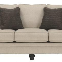 Ashley Sleeper Sofa Wooden Garden Uk Signature Design Milari Linen Transitional