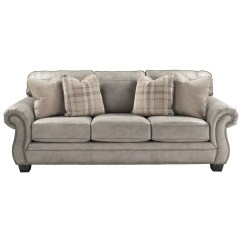 Nailhead Trim Sofa Ashley Jonathan Adler Foster Reviews Signature Design By Olsberg Transitional With