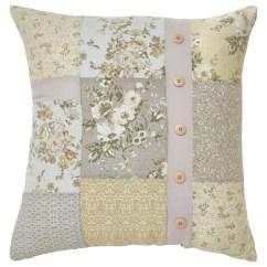 Cream Colored Sofa Pillows Hexagonal Sectional Signature Design By Ashley A1000277p Josey Gray
