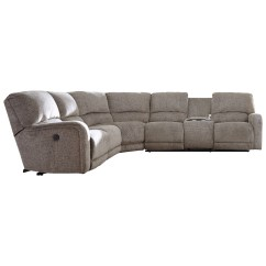 Motorized Sectional Sofa Lip Dali Signature Design By Ashley Pittsfield Power Reclining