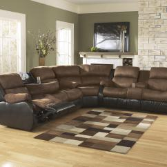 Microfiber Reclining Sofa With Drop Down Table Sofas And Armchairs John Lewis Presley Espresso Stkittsvilla